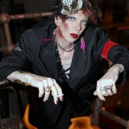 David Hoyle – Northern Lights