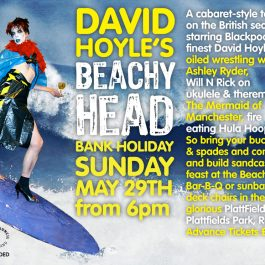 David Hoyle's Beachy Head