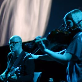 NOTATIONS: A FILM BY VICKI BENNETT WITH A LIVE SCORE BY PHILIP JECK, JAAP BLONK AND STEVE NOBLE