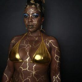 Chanje Kunda – Kintsugi Gold